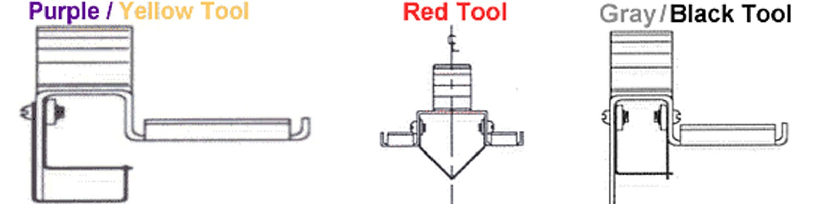 Amcraft Inc  – Duct Board Tools